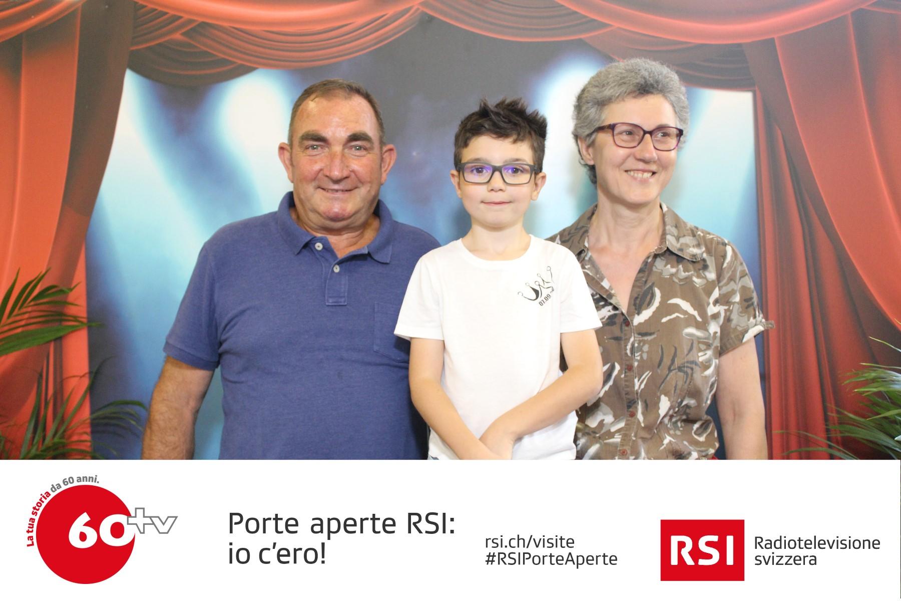 Rivedi tutte le foto scattate alle Porte aperte RSI su rsi.ch/visite #RSIPorteAperte. Foto: